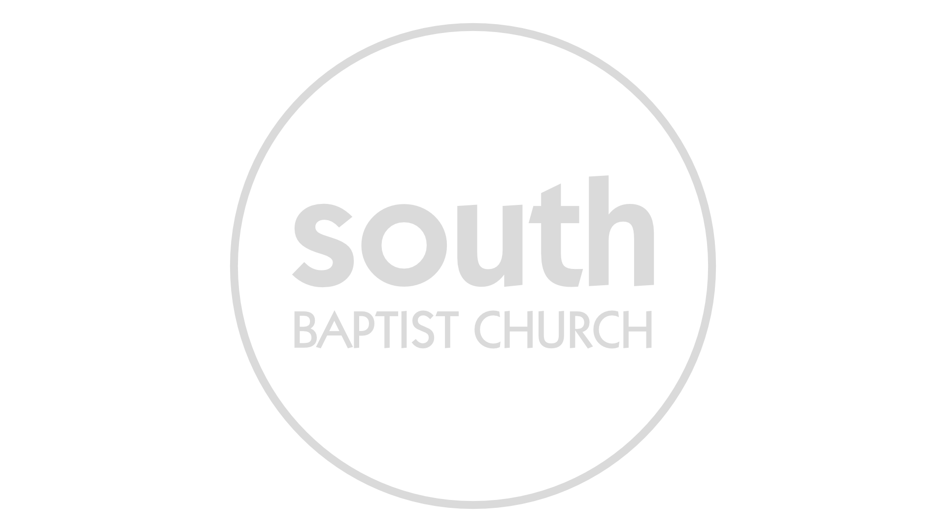 South Baptist Church - Flint, Michigan