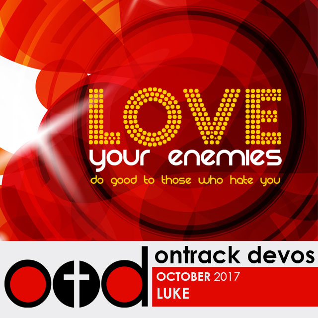 On Track Devotions – October (Luke)