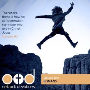 On Track Devotions – Romans (January)